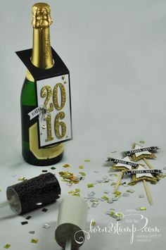 born2stamp STAMPIN'UP! Neujahr New Years Special