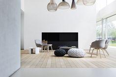 Top Home Interior Design Luxury Homes Interior, Luxury Home Decor, Modern House Design, Modern Interior Design, Contemporary Interior, Home Design, Living Room Interior, Home Living Room, Floor Design