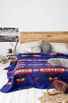 vintage pendelton blanket