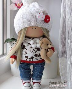 #текстильнаякукла #шитье#хобби #doll#handmade #kids #baby #babyshower