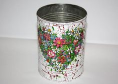 Skoro hotovo Techno, Decoupage, Planter Pots, Canning, Handmade, Image, Embellishments, Diy, Craft