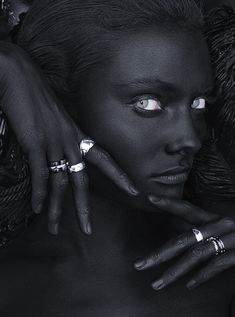Hunger Issue 9 Chanel Jewellery The Devil's In The Details