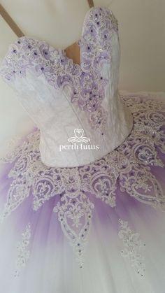 Custom made non-stretch tutu by Perth Tutus