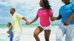 Family at Beach | Free HD Stock Video Footage - Videezy.com