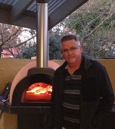 If you would like to trial using an oven, please contact us about our rates for hiring on a weekend within Sydney Metropolitan Area. Wood Fired Oven, Wood Fired Pizza, Wood Pizza, Base Building, Do It Yourself Kit, Pizza Ovens, Outdoor Living, Outdoor Decor, Quotation