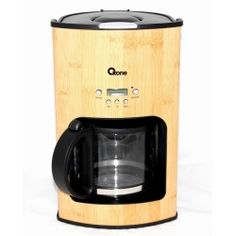OX-952 Oxone Bamboo Coffee and Tea Maker