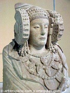 Dama de Elche. Joya del arte ibérico