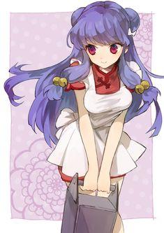 Tags: Anime, Shampoo (Ranma ½), Ranma ½, Soto