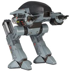 ED-209 Robocop Figure with Sound