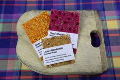Beeswax wrap assorted colours