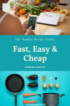 What else can you ask for? And what are you waiting for? Easy Healthy Recipes, Whole Food Recipes, Thing 1, Vegetarian Options, Cheap Meals, Plant Based Diet, Eating Well, Food Videos, Meal Planning