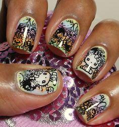 Enamel Girl: Hello Kitty and Friends