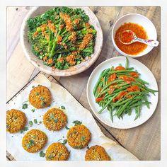 Cleansing Carrot, Orange, Kale, Lemon & Ginger Juice | Deliciously Ella