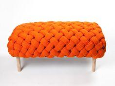 Trame di fili: Claire Anne OBrien textiles sculptures