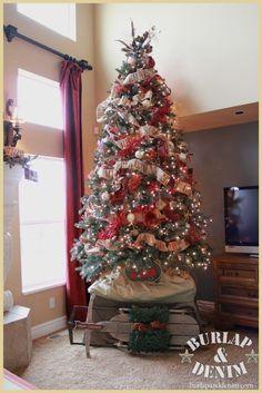 Family rm tree inspiration