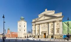 st annas church warsaw