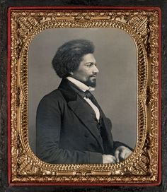 Renaissance House Writers Retreat to Hold Annual Public Reading of Frederick Douglass Speech at Inkwell Beach, Louis Daguerre, Frederick Douglass, Taft Museum, The Orator, Portraits, Black History, Vintage Photos, Vintage Photographs, American History