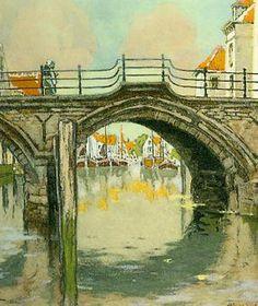 Henri Cassiers - Le charme de Bruges #1