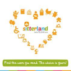 Διαδικτυακή πλατφόρμα ανεύρεσης πτυχιούχων ειδικών για αξιόπιστες υπηρεσίες φροντίδας,δημιουργικής απασχόλησης και μελέτης των παιδιών. Coming soon....!!! www.sitterland.gr Care About You