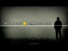 # MOOD OFF 😔 # SAD 💔 SHAYRI # WHATSAPP STATUS # - YouTube Hindi Love Song Lyrics, Old Song Download, Feeling Song, Sad, Feelings, Quotes, Youtube, Movie Posters, Quotations