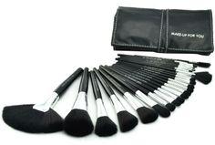 Fashion 24 PCS Cosmetic Makeup Tools Facial Makeup set