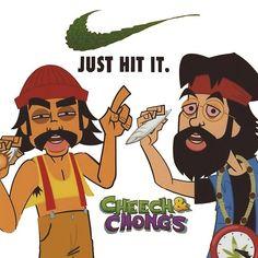 Cheech E Chong, Rock Tattoo, Arte Hip Hop, Felix The Cats, Trippie Redd, Plastic Canvas Christmas, Retro Cartoons, Weird Holidays, Lion Art