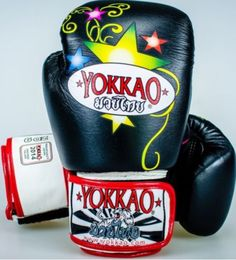 10oz YOKKAO Stardust Muay Thai MMA Training Boxing Gloves Mma Training, Fanta Can, Boxing Gloves, Muay Thai, Sports, Hs Sports, Sport