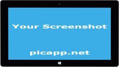 Landscape Mode, Microsoft Surface, App, Image, Free, Apps