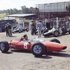 1964-Brands Hatch-158 F1-Bandini
