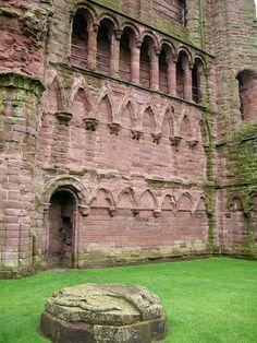 Arbroath abbey, Scotland. #ArranAromatics #Scotland #Gifts