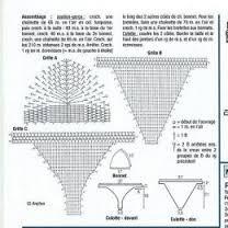 Kết quả hình ảnh cho biquini de croche com grafico e ponto abacaxi