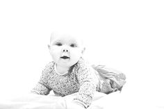 Baby studio portrait  | Christina Clare Photography: Bridgnorth, Shropshire