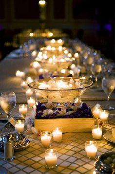 simple elegant centerpieces wedding 1