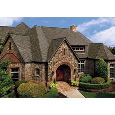 Best Slate Gaf Timberline Roof Shingles Home Timberline 400 x 300