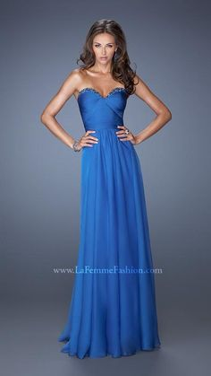 La Femme 19691 | La Femme Fashion 2014 - La Femme Prom Dresses - Dancing with the Stars