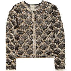 One Vintage Lisa jacket ($1,690) via Polyvore