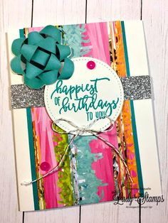 A GiveAWAY kit - Picture Perfect Birthday Bunch!