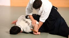 picture of aikido