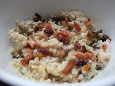 Savory Oatmeal Ideas vegetarian-recipes,