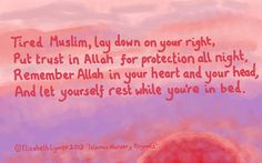 Muslim nursery rhyme lullaby calming lilac by BarakahBedtimesUK
