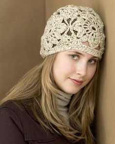 Best Free Crochet » Free Crochet Squares Hat Pattern From RedHeart.com