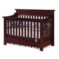 Baby Cache Montana 4 In 1 Convertible Crib Driftwood