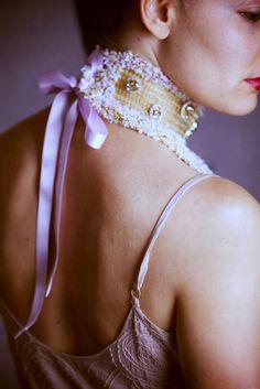Créatrice de rêves: Satin Bouquet - The first line created by VAMP Bijoux & Créatrice de Rêves