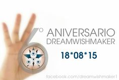 ¡Ya viene el 6° Aniversario de #DREAMWISHMAKER! https://www.facebook.com/events/944936912230444/ …