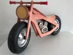 Only Fools And Horses, Wood Bike, Balance Bike, Kids Bike, Brain Activities, Wheelbarrow, Wood Toys, Woodworking Shop, Colorful Flowers