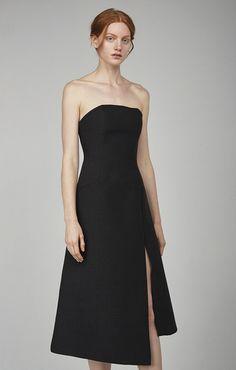 SEASONS CHANGE DRESS black