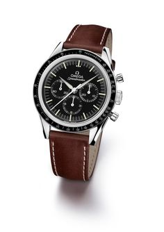 New Speedmaster - First Omega in Space