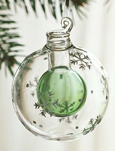 Scented Ornament with balsam essential oil