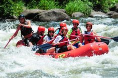 Whitewater Rafting in Tennessee - Attractions in Gatlinburg TN - Pigeon Forge Rafting