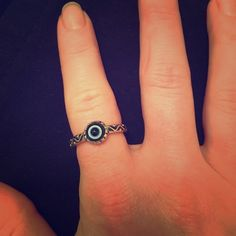 Jewelry - NWOT All-Seeing-Eye Ring 👁